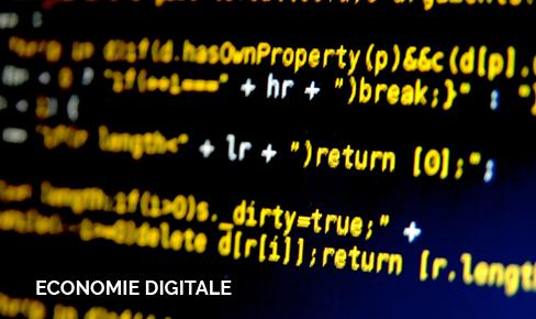 Economie digitale